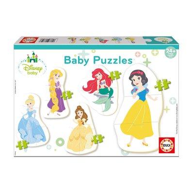Baby Puzzle Princesas Disney 5 pzs