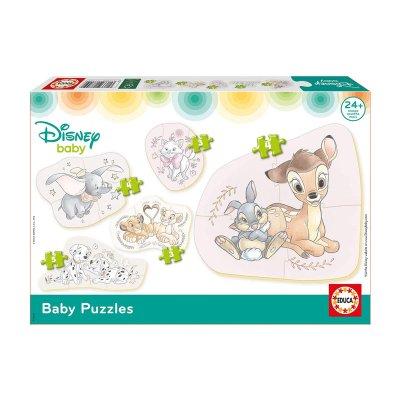 Baby Puzzle Disney Animales