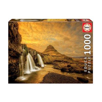 Wholesaler of Puzzle Cascada Kirkjufellsfoss Islandia 1000pzs