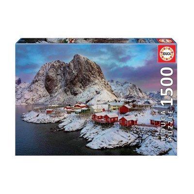 Wholesaler of Puzzle Islas Lofoten Noruega 1500pzs