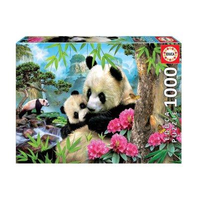 Wholesaler of Puzzle Oso panda 1000pzs