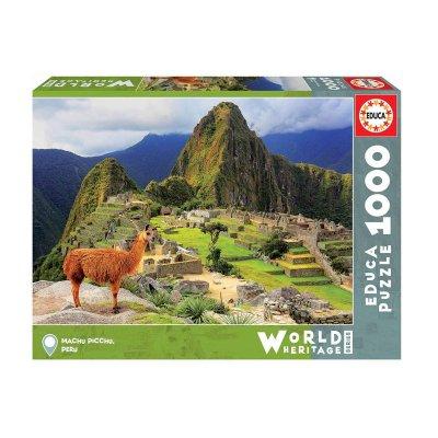 Wholesaler of Puzzle Machu Picchu Peru 1000pzs