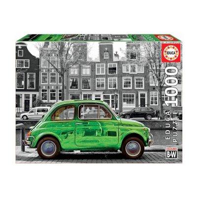 Wholesaler of Puzzle Coche en Ámsterdam 1000pzs