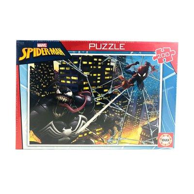 Puzzles Spiderman Marvel 200pzs