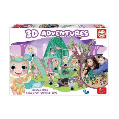 Wholesaler of 3D Puzzle Aventures Hadas
