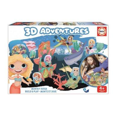 Wholesaler of 3D Puzzle Aventures Sirenas