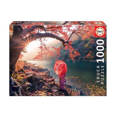 Wholesaler of Puzzle Amanecer en el río Katsura Japón 1000pzs