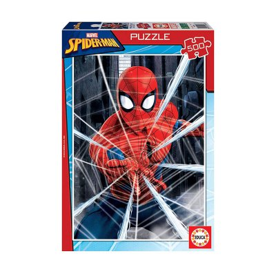 Wholesaler of Puzzle Spiderman 500pzs