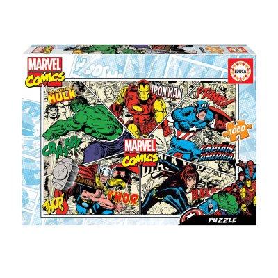 Puzzle Marvel Comics 1000pzs