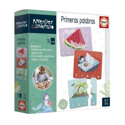 Wholesaler of Puzzle Primeras palabras Aprender Divertido 76pzs