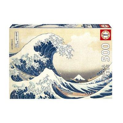 Wholesaler of Puzzle La gran ola de Kanagawa 500pzs