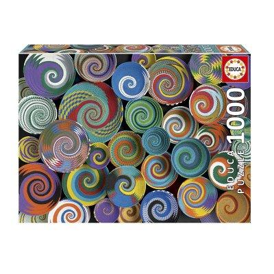 Wholesaler of Puzzle Collage Andrea Tilk 1000pzs