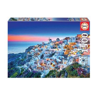 Puzzle Santorini 1500pzs