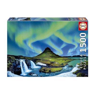 Wholesaler of Puzzle Aurora Boreal Islandia 1500pzs