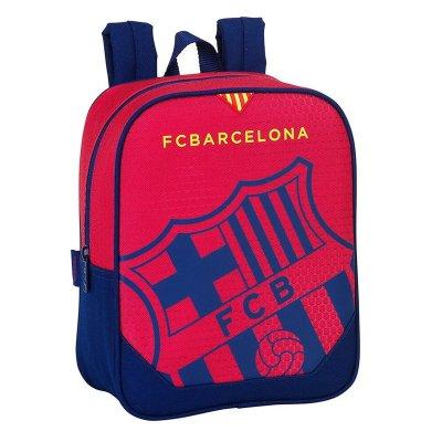 Mochila pequeña 27cm escudo F.C. Barcelona