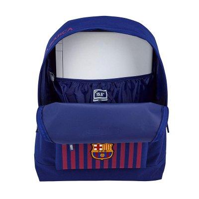 Wholesaler of Mochila grande FC Barcelona 43cm