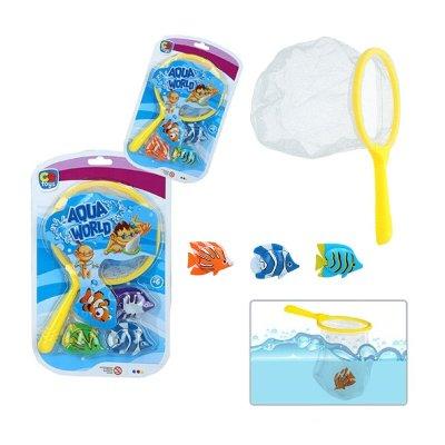 Wholesaler of Juego acuático pesca Aqua World Cb Toys