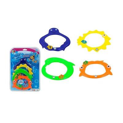 Wholesaler of Juego acuático 4pcs Aqua World Cb Toys