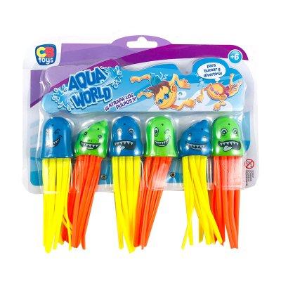 Wholesaler of Juego acuático pesca pulpos Aqua World Cb Toys