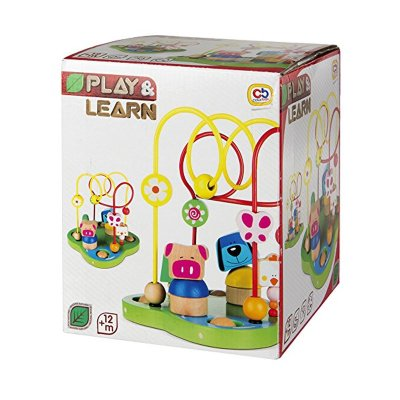 Wholesaler of Centro de actividades de madera Play & Learn