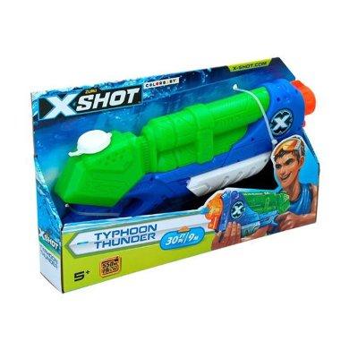 Playset Blaster X Shot Typhoon Thunder