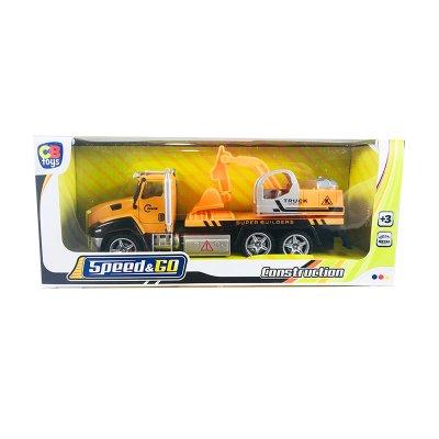 Wholesaler of Miniatura vehículo camión construcción metal - modelo 3