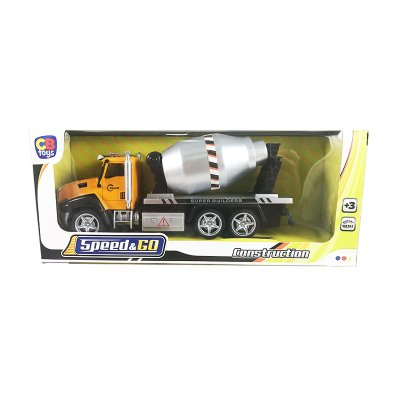 Wholesaler of Miniatura vehiculo camion construccion metal - modelo 2