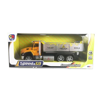 Wholesaler of Miniatura vehiculo camion construccion metal - modelo 1