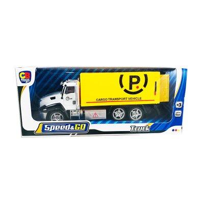 Wholesaler of Miniatura vehículo camión transporte Speed & Go