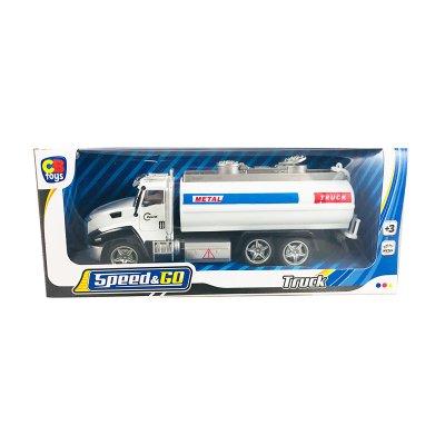 Miniatura vehículo camión Speed & Go
