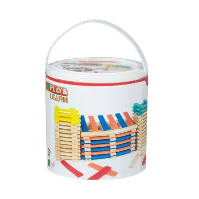 Wholesaler of Juego 200 bloques apilables Play & Learn