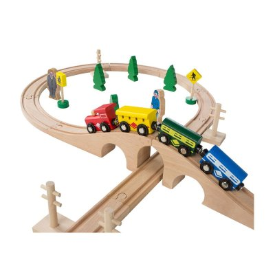 Wholesaler of Pista coches madera Play & Learn