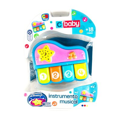 Juguete Instrumento musical piano