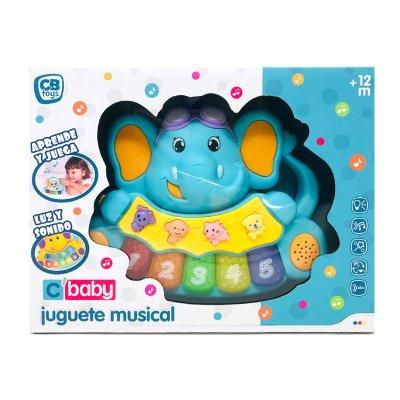 Juguete musical CBaby - elefante