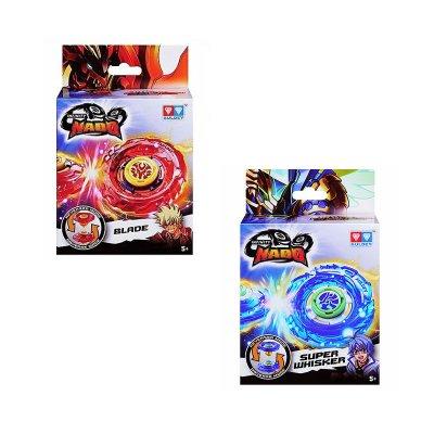 Peonza Infinity Nado Blase & Super Whisker