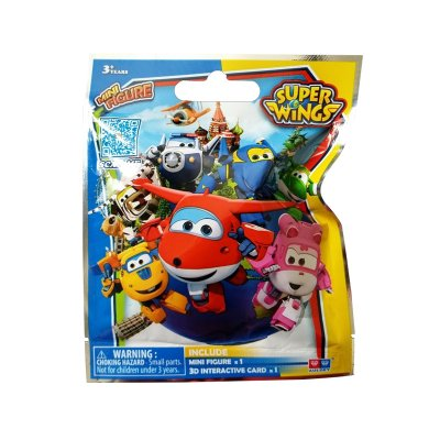 Wholesaler of Sobres minifiguras Super Wings
