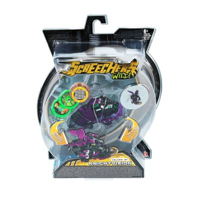 Vehículos Screechers Wild Serie 2.3 Knightvision