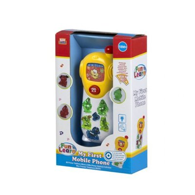 Mi primer teléfono móvil Fun & Learn