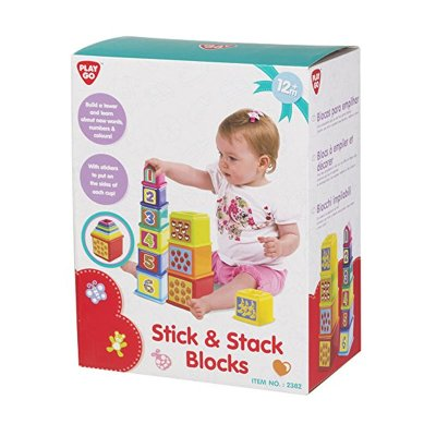 Wholesaler of Juego bloques Stick & Stack PlayGo