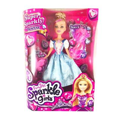 Muñeca Princesa Sophie Sparkle Girlz