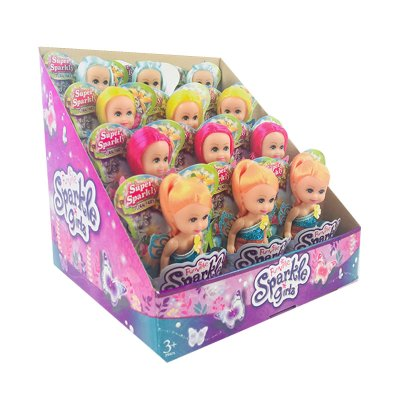 Expositor muñecas Sparkle Girlz
