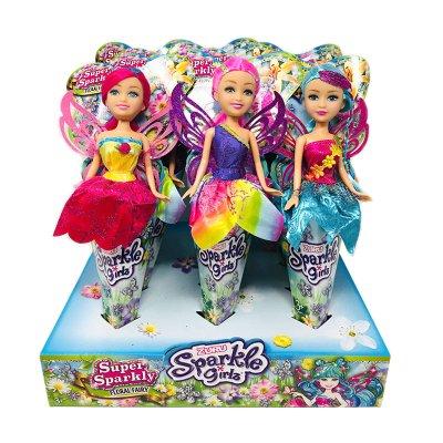 Muñecas Floral Fairy Sparkle Girlz - modelo 2