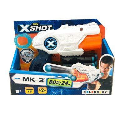 Wholesaler of Playset Blaster X Shot MK 3 c/dardos 20cm