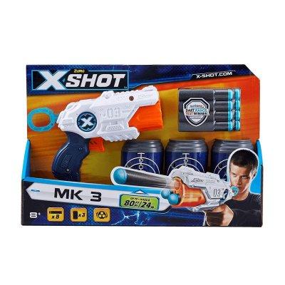 Wholesaler of Playset Blaster X Shot MK 3 c/dardos 30cm