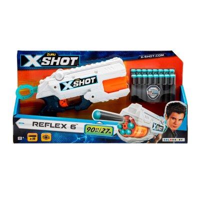 Wholesaler of Playset Blaster X Shot Reflex 6 c/dardos