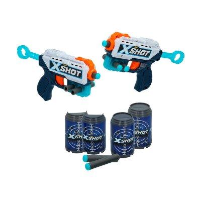 Wholesaler of Playset Blaster X Shot 2 Recoil c/dardos