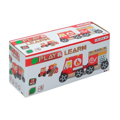 Wholesaler of Juguete Coche bomberos Play & Learn