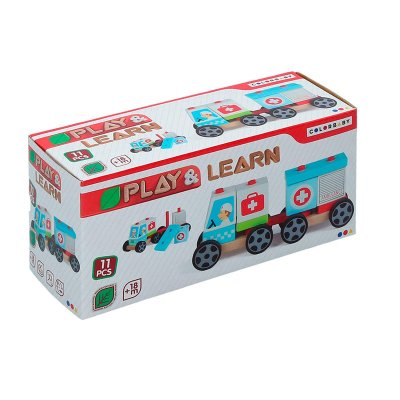 Wholesaler of Juguete Coche ambulancia Play & Learn