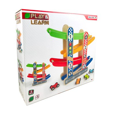 Wholesaler of Torre circuito coches Play & Learn