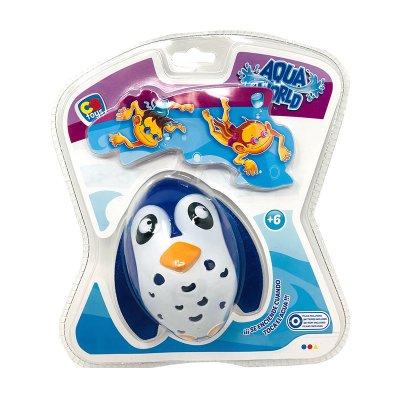 Juego acuático pingüino eléctrico Aqua World Cb Toys